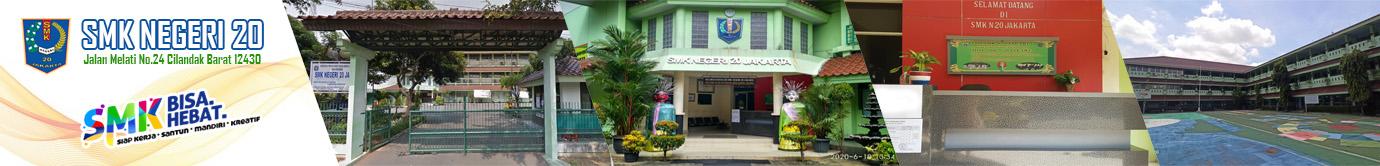 Official Website SMKN 20 Jakarta