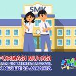 Pendaftaran Mutasi Siswa Semester Ganjil Tahun 2021